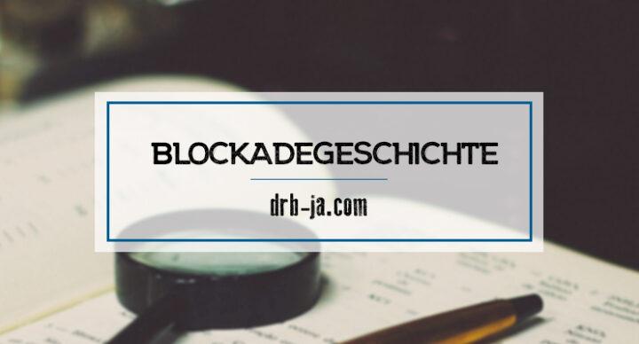 Vorträge über die Leningrader Blockade