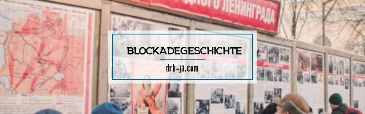 Porträts von Blockadeüberlebenden. Teil 2