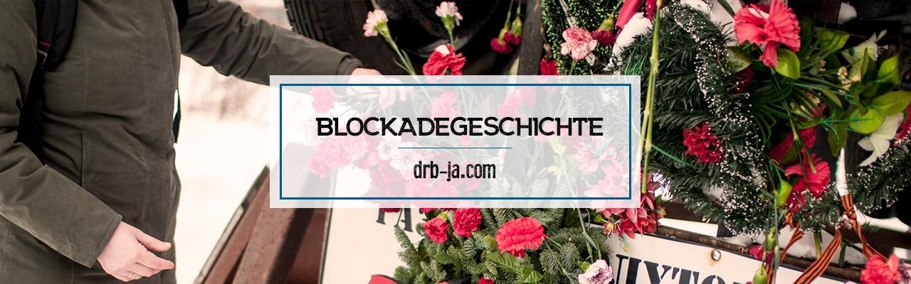 Porträts von Blockadeüberlebenden. Teil 3