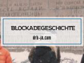 Blockademuseen, -ausstellungen und -gedenkstätten. Teil 3