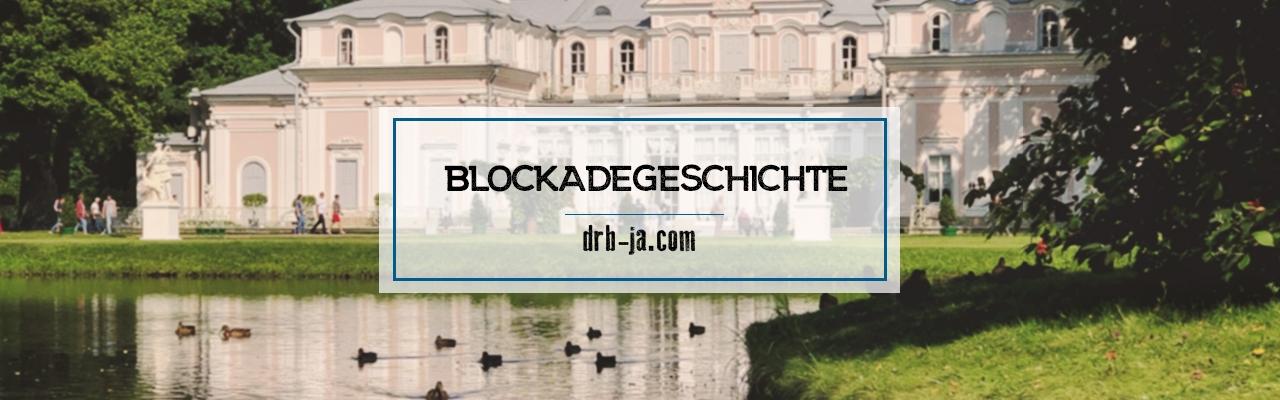 Die Petersburger Vorstädte während der Blockade, Teil 2. Oranienbaums militärische Vergangenheit