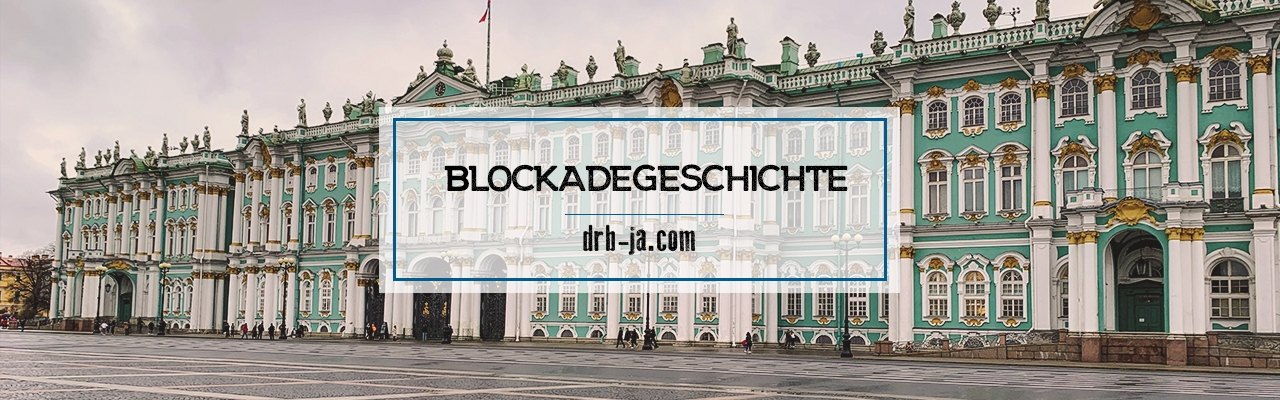 """""""Leere Rahmen!"""" Die Eremitage in den Jahren der Blockade"""