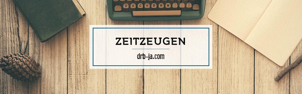 """Wahre Geschichten: Erinnerungsreihe in der """"Online-Bibliothek"""""""