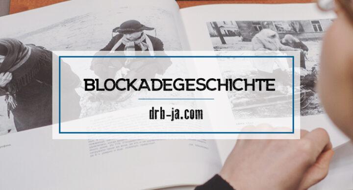 Eine Blockadekünstlerin: Jelena Martilla