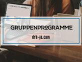 """""""Ich bin die Zeit """": Jugendaustausch mit Dresden. Resümee zu Teil 1"""