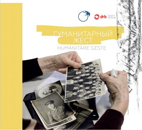 "Broschüre: ""Humanitäre Geste"""